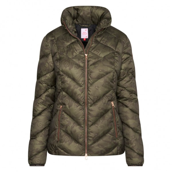 Imperial Riding Jacket Women's IRHSea Stars HW21, Quilted Jacket
