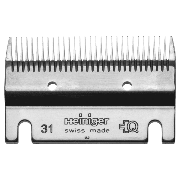 Heiniger Shearing Knife Set 31 / 23