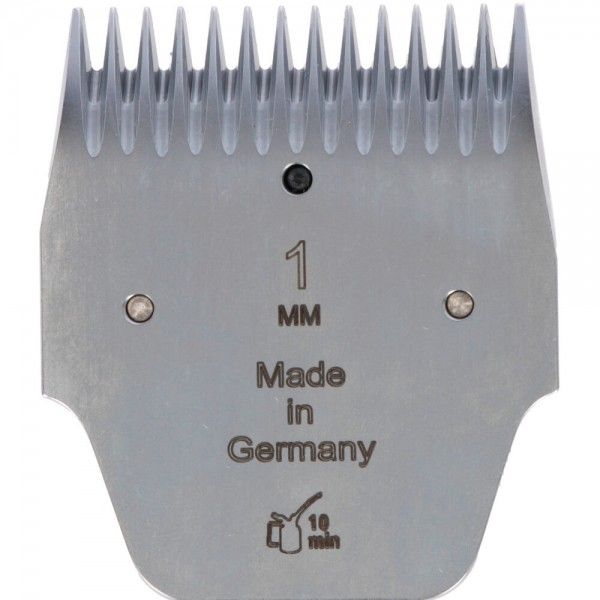 Aesculap Favorita Shaving Head, with DLC Coating, Coarse-toothed