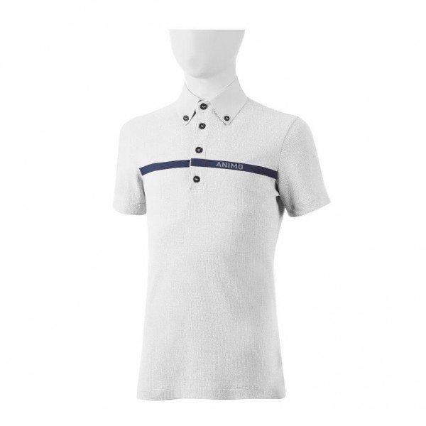 Animo Boys' Competition Shirt Atos FS21, Polo Shirt, Short Sleeve