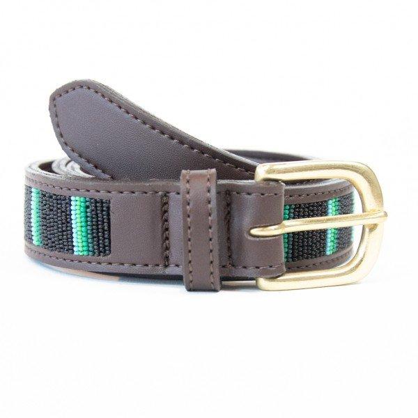 Kentucky Horsewear Belt Handmade Pearls
