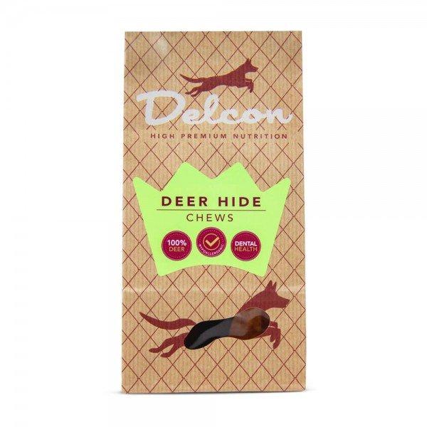 Delcon Deer Hide Chews