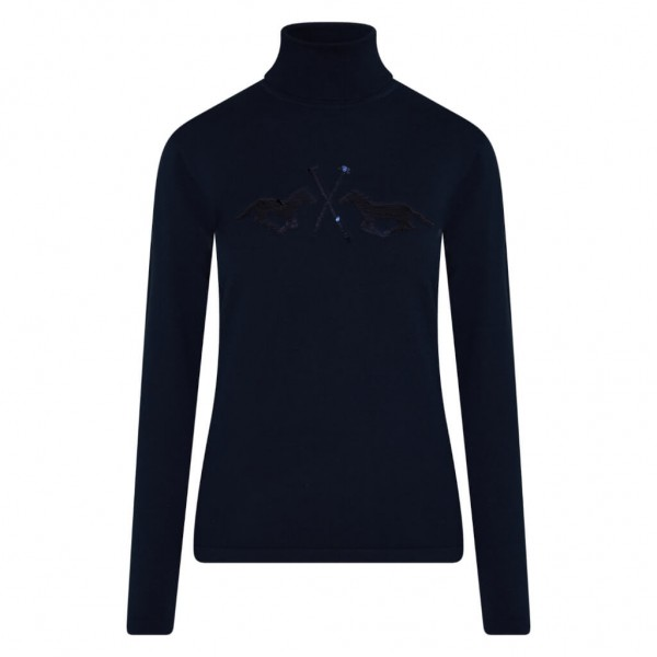 HV Polo Knitted Rollneck Sweater Ladies HVPMaud HW21