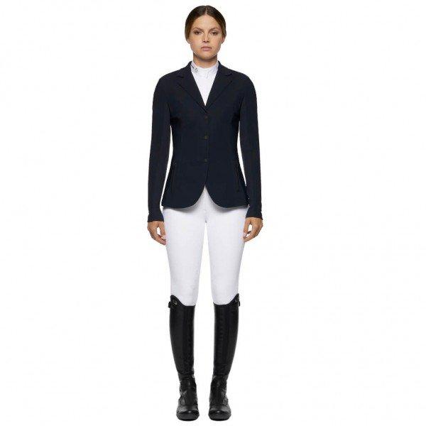 Cavalleria Toscana Women's Jacket R-EVO Light Tech Knit Zip HW21