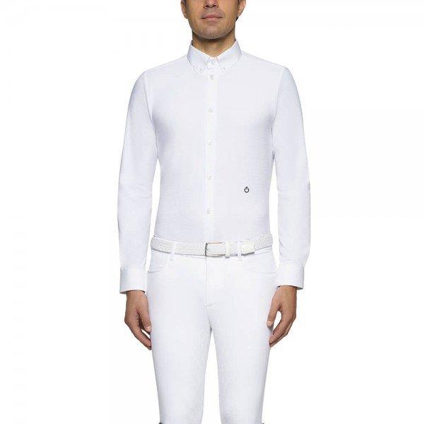 Cavalleria Toscana Show Shirt Men Guibert Shirt L/S, FS21