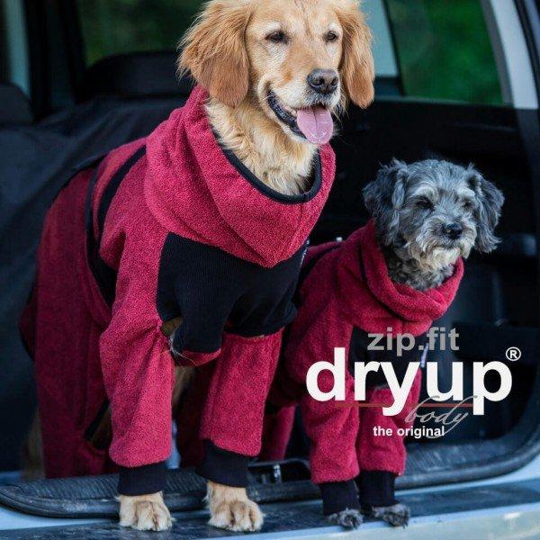 Action Factory Dog Coat Dryup Body zip