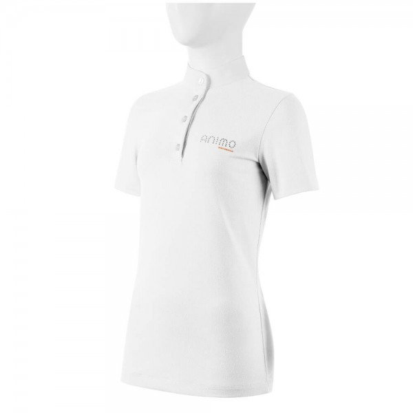 Animo Tournament Shirt Girls Bewi FS21, Polo Shirt, Short Sleeve