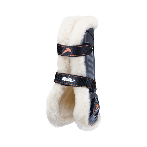 eQuick Tendon Boots eShock Fluffy Legend Edition