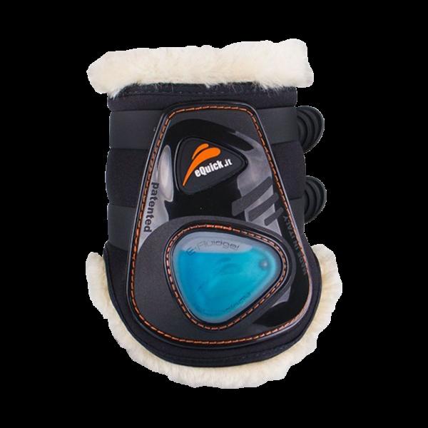 eQuick Fetlock Boots eShock Fluffly