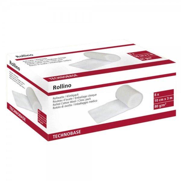 Technobase Cotton Bandage Roll Wadding Rollino