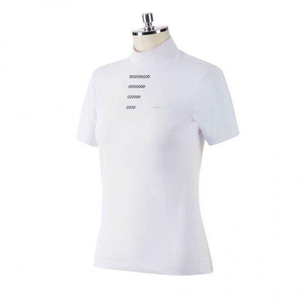 Animo Competition Shirt Women's Biglia FS21, Short Sleeve