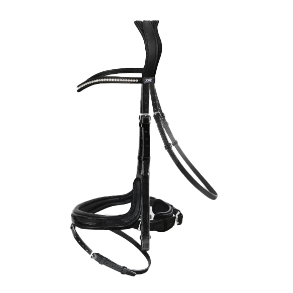 Passier Bridle Starlight with Halter Swedish Special without reins