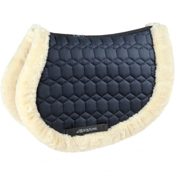 Equiline Dressage Saddle Pad Snggly
