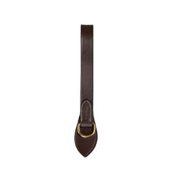 Dyon Draw Reins Leather / Nylon DC