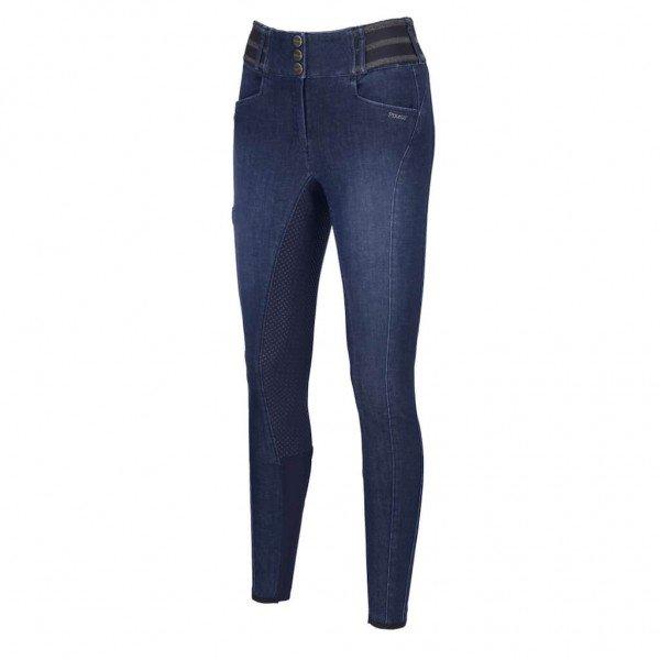 Pikeur Breeches Women's Candela Jeans, Full Grip, HW21