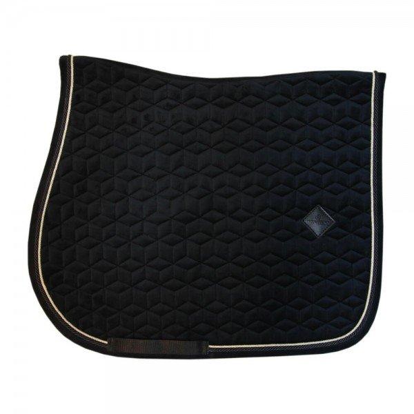 Kentucky Horsewear Jumping Saddle Pad Basic Velvet