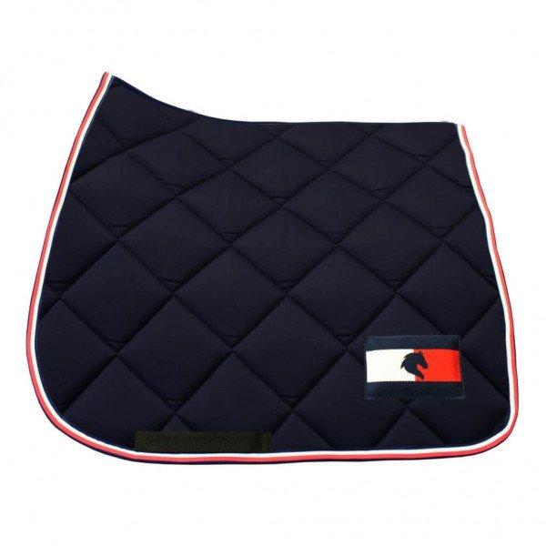Tommy Hilfiger Equestrian Dressage Saddle Pad Performance Macro Maxx FS21