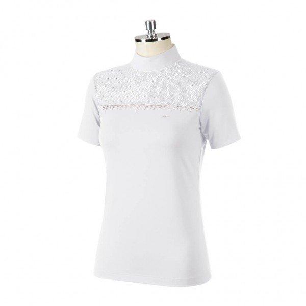 Animo Competition Shirt Women's Bem HW21, Short Sleeve