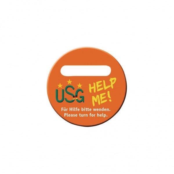 USG Safety Trailer Help-Me