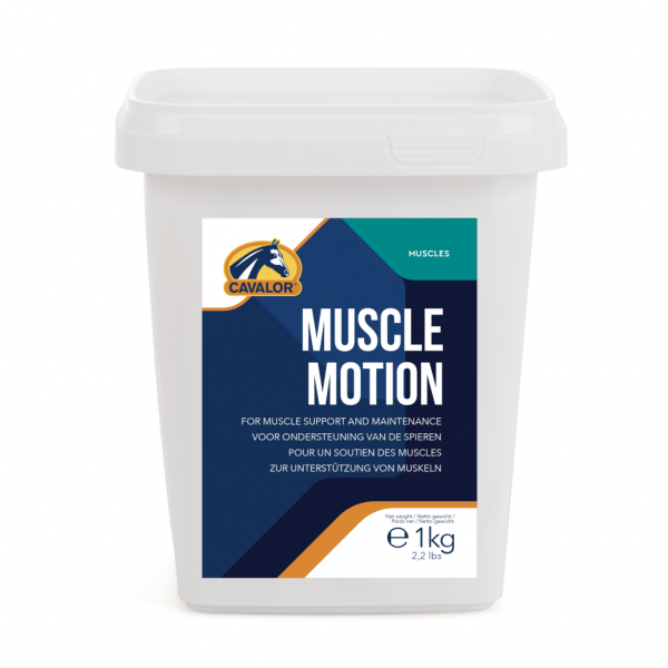 Cavalor Supplementary Feed Muscle Motion
