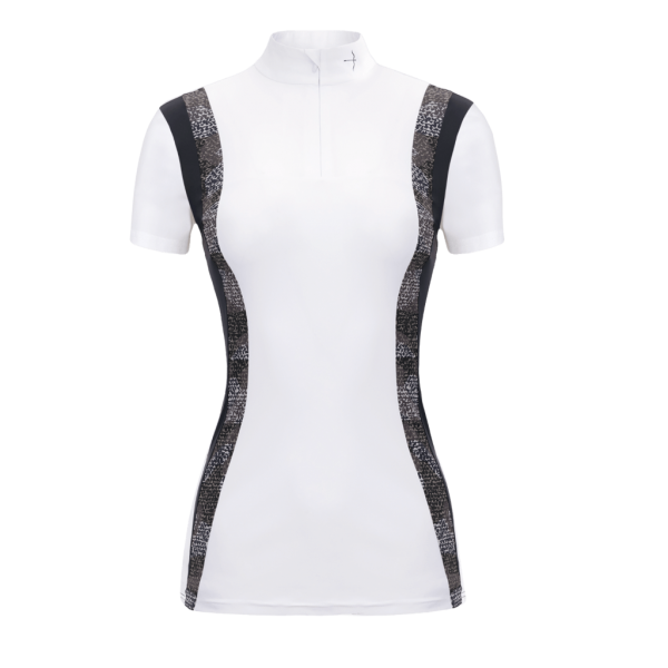 Laguso Competition Shirt Women's Nicky HW21, Short Sleeve
