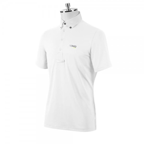 Animo Competition Shirt Men's Af FS21, Competition Polo, Short Sleeve