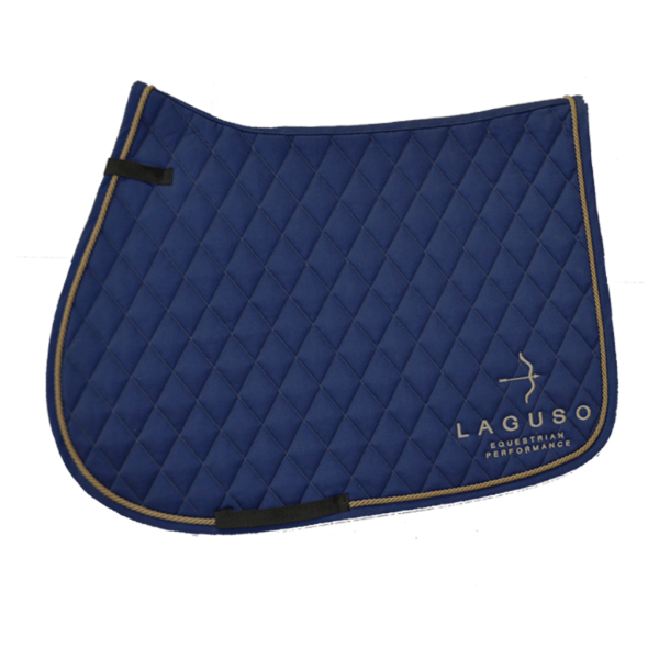 Laguso Saddle Pad Jump Luxury HW21, Jumping Saddle Pad