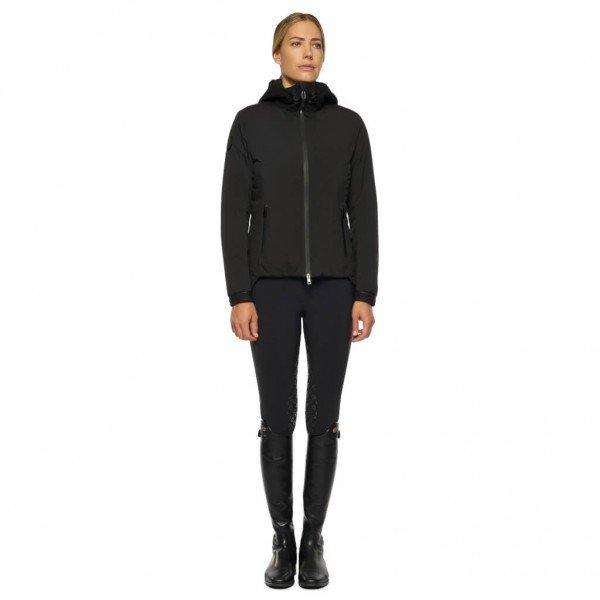 Cavalleria Toscana Jacket Women's Geometric Cut HW21, Functional Jacket