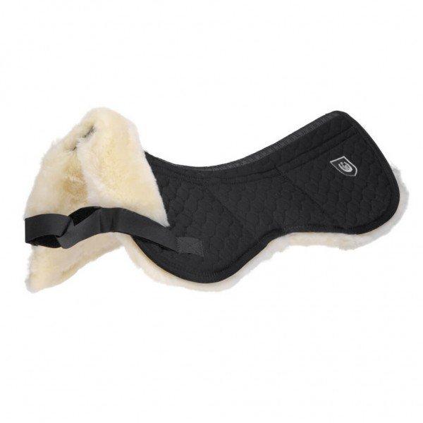 Christ Lambskin Saddle Pad Ultra Triple Pocket