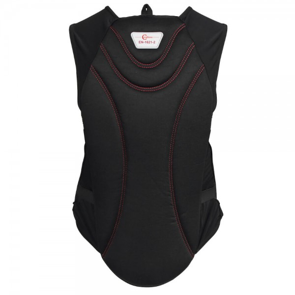 Covalliero back protection vest adults ProtectoSoft