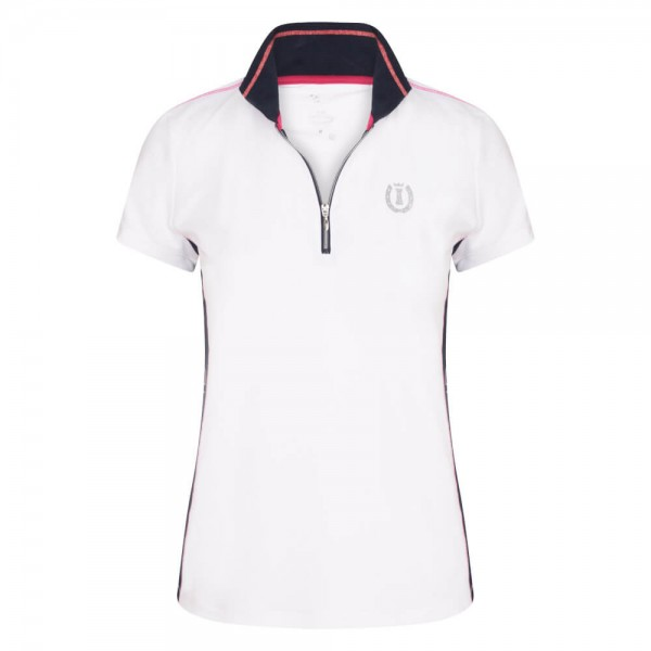 Imperial Riding Women's Polo Shirt Ruby FS21