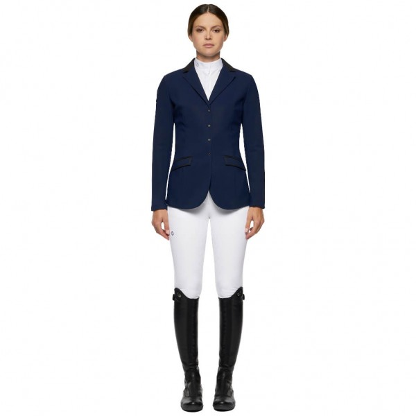 Cavalleria Toscana Tech Knit Zip Riding Women's Jacket FS21