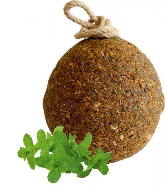 Linea Unika Nibbling Play Ball Balls Herbs, supplementary feed