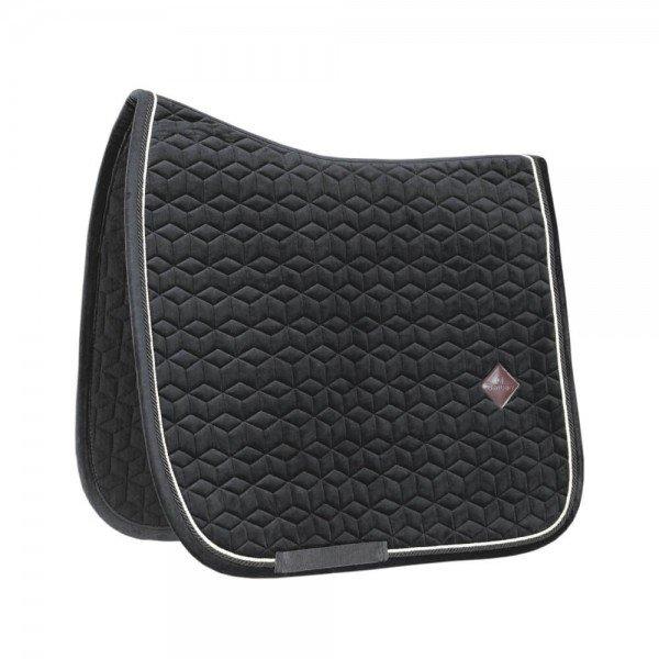 Kentucky Horsewear Dressage Saddle Pad Basic Velvet