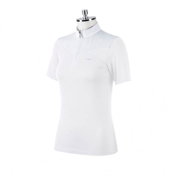 Animo Competition Shirt Women's Blaise FS21, Short Sleeve