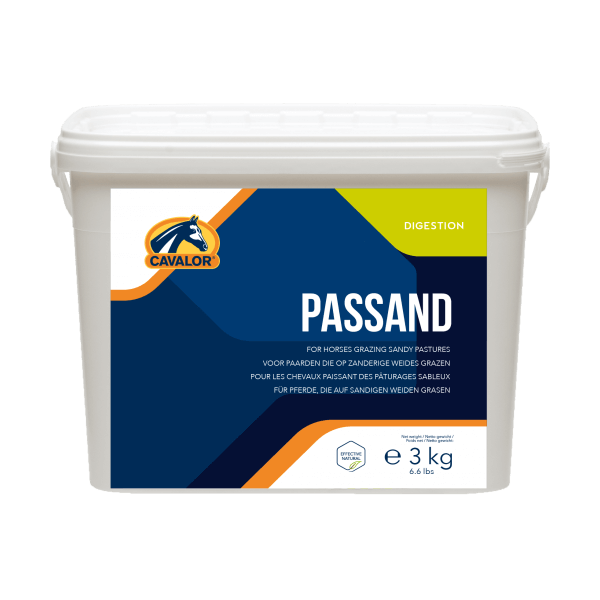 Cavalor Passand Supplementary Feed