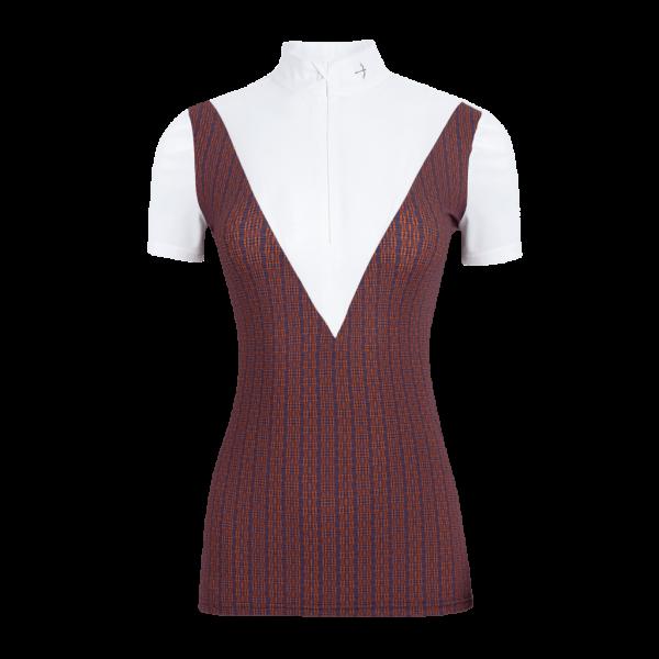 Laguso Competition Shirt Women's Hanna HW21, Short Sleeve