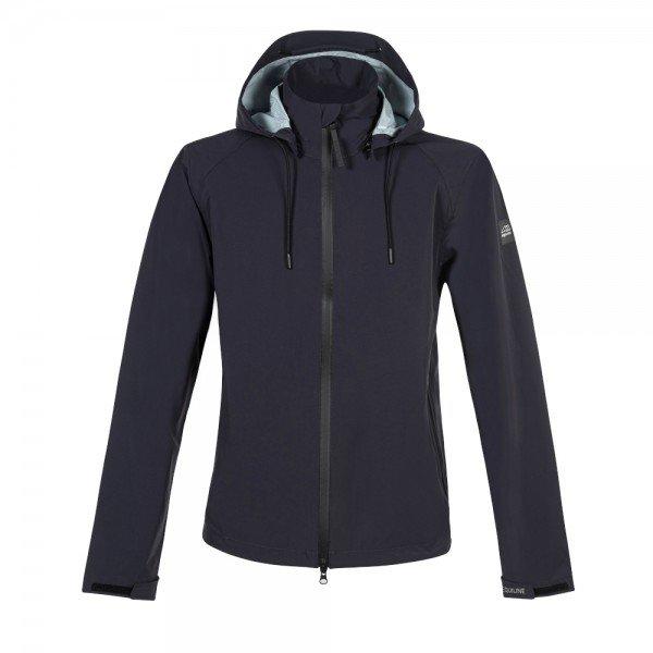 Equiline Men's Rain Jacket Colinc FS21